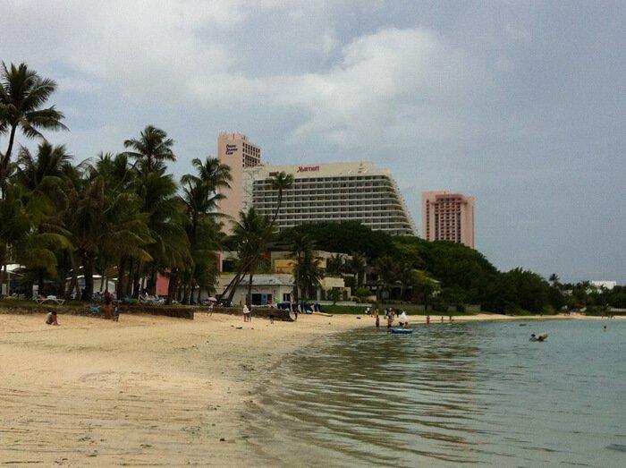 タモンビーチ