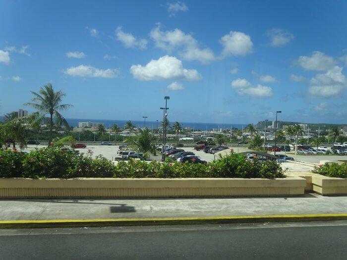 グアム国際空港周辺