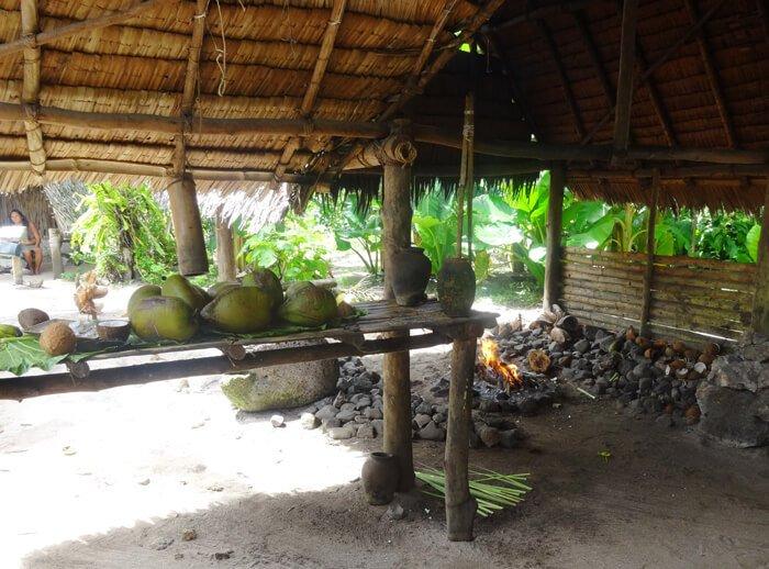 チャモロの台所