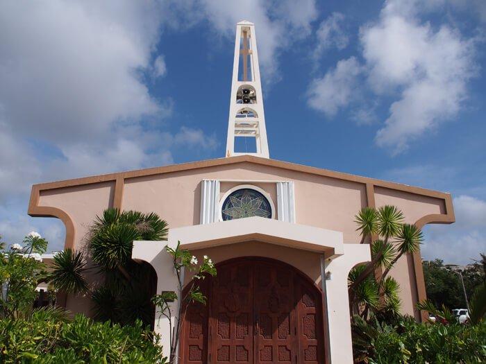 グアム・聖ウィリアムズ教会