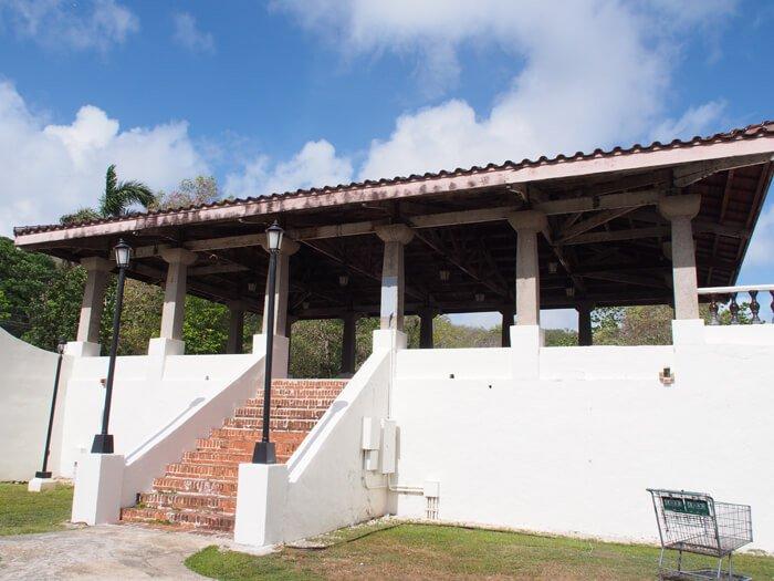 スペイン総督邸