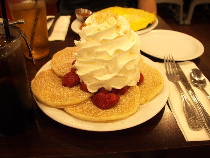 エッグスン シングス・パンケーキ