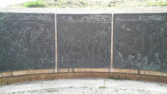 アサン展望台