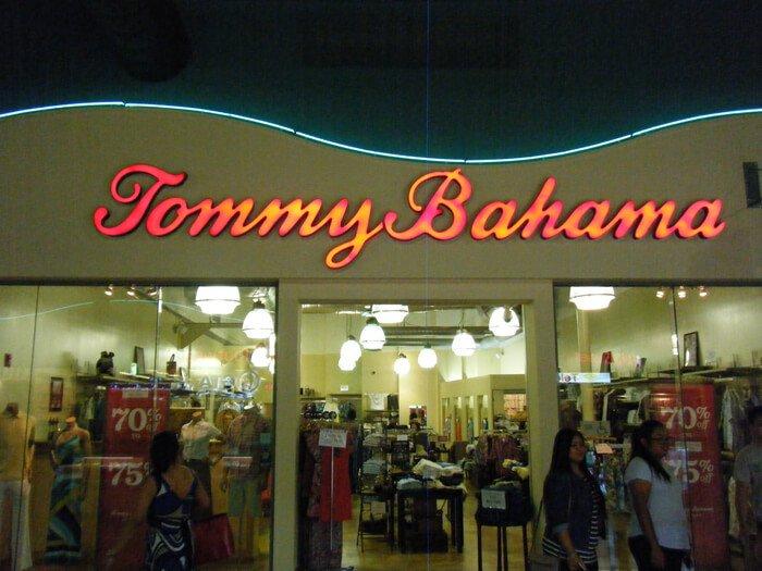 トミー バハマ