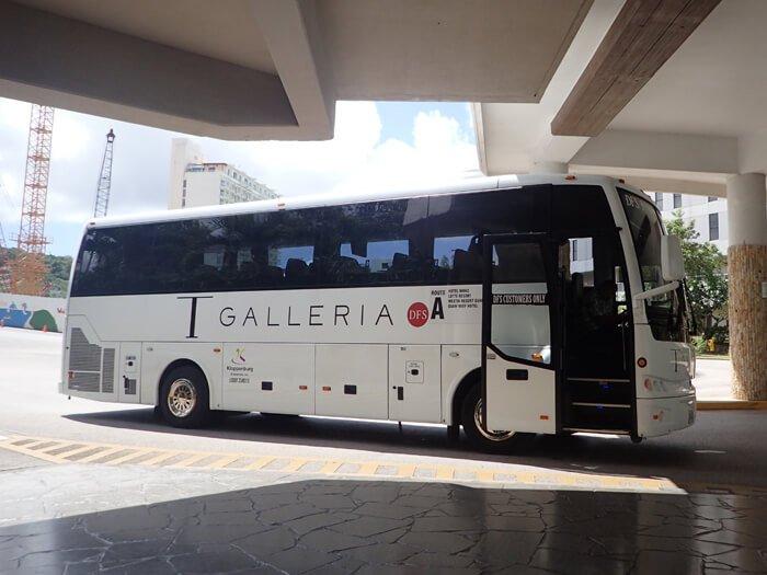 Tギャラリア無料シャトルバス