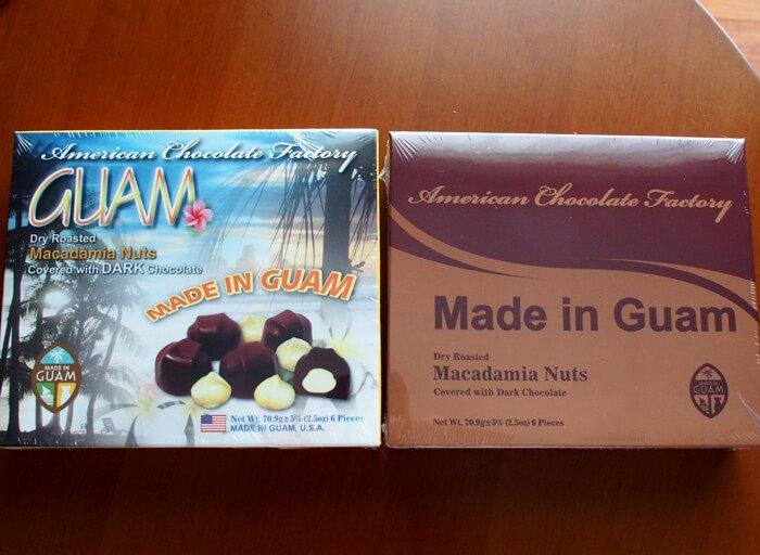 アメリカンチョコレートファクトリー