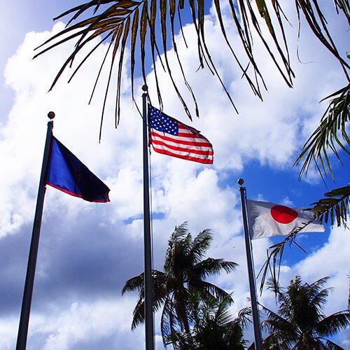 アメリカ合衆国準州グアム国旗