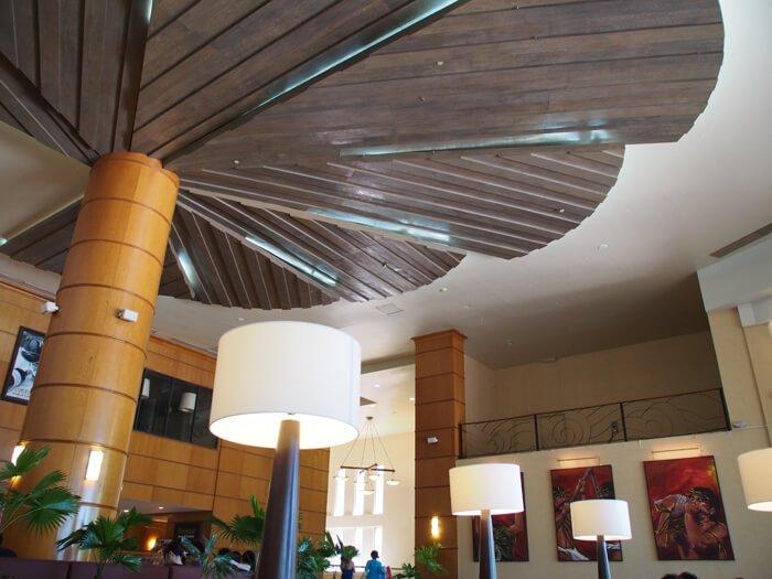 アウトリガーグアムリゾートのプール