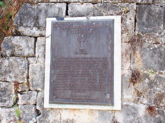 サン・アントニオ石碑