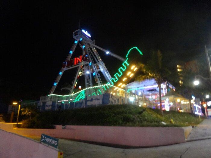 タガダ・グアム遊園地