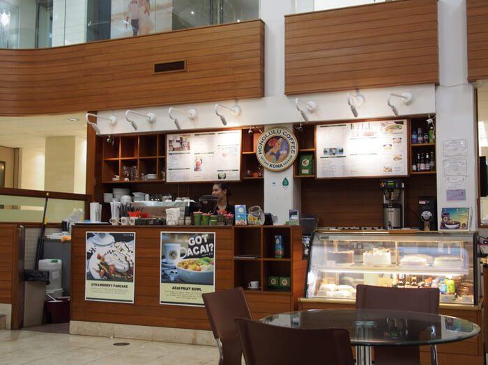 ホノルルコーヒーサンドキャッスル店
