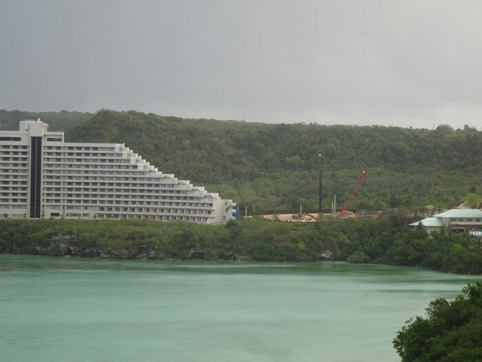 ホテルニッコーグアム