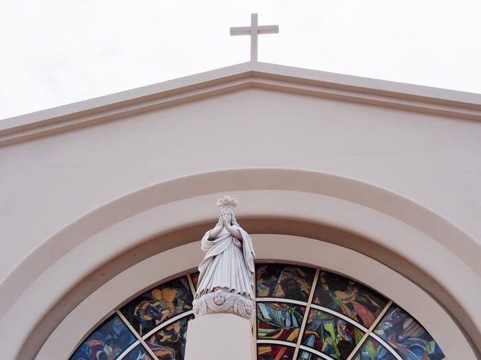 聖母マリア最聖堂