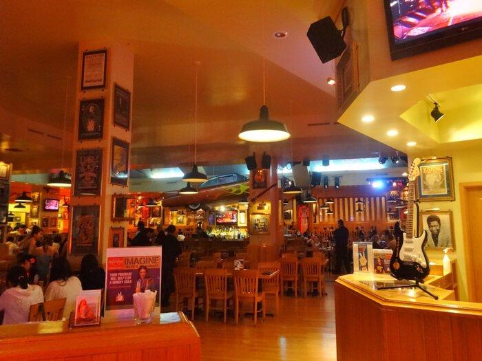 ハードロックカフェ グアム