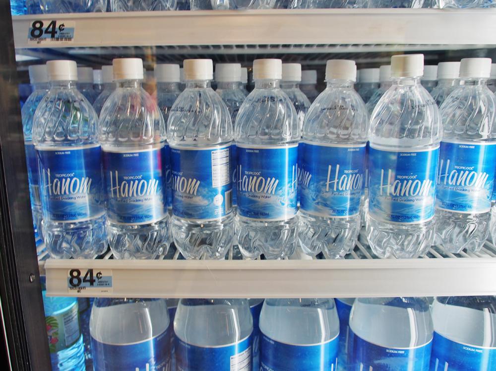 Kマートの水