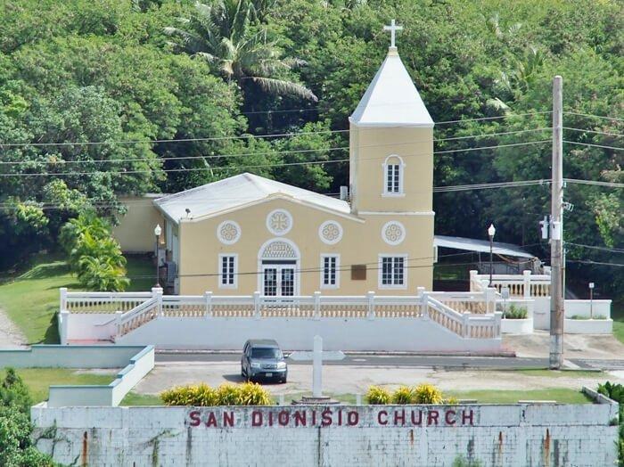サン・ディオニシオ教会
