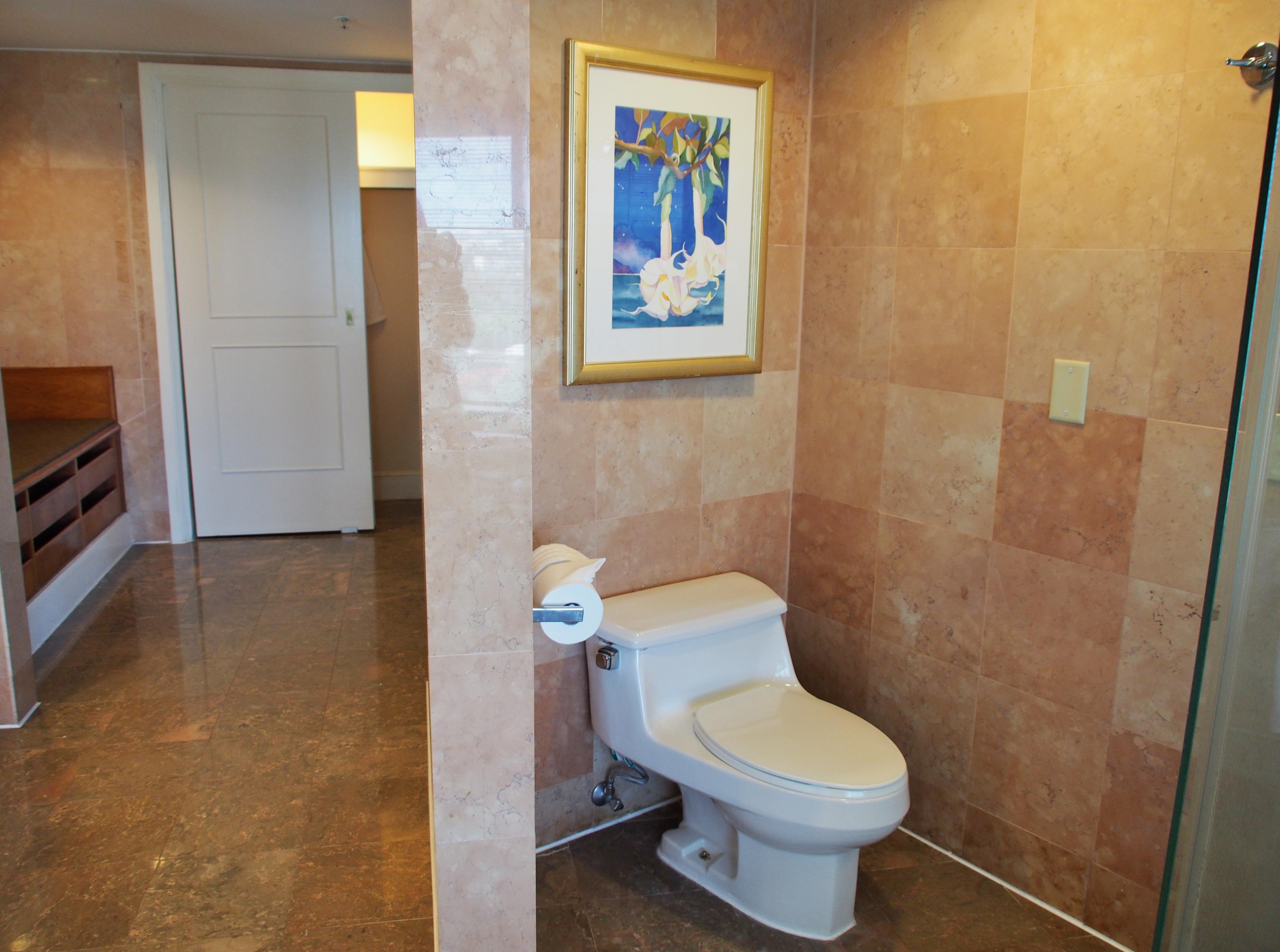 ヒルトングアムプレミアタワーのスイートルーム