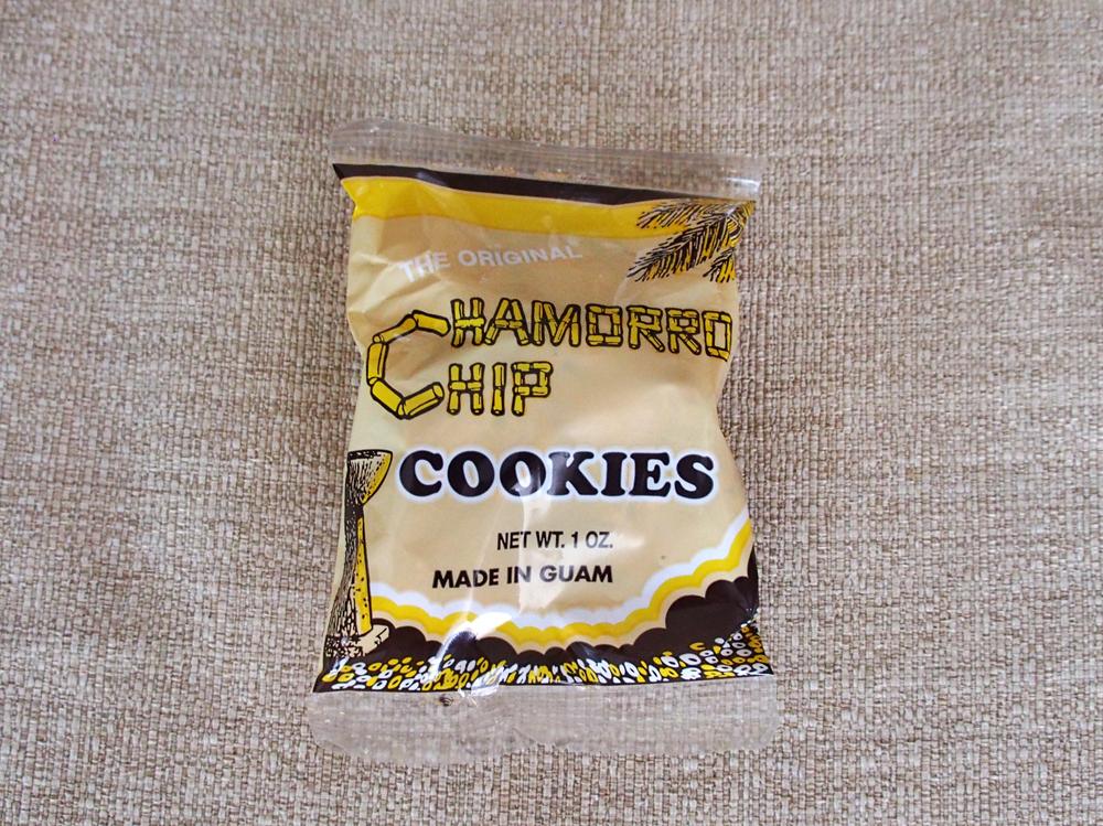 チャモロチップクッキー