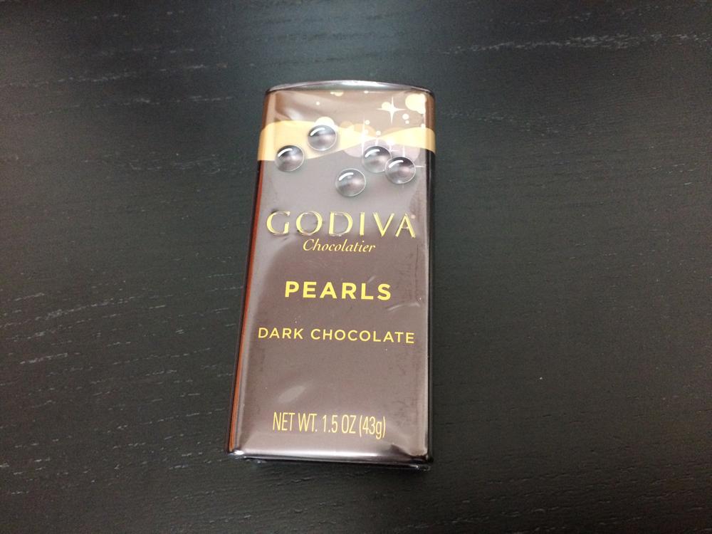 【GODIVA】パールチョコレート