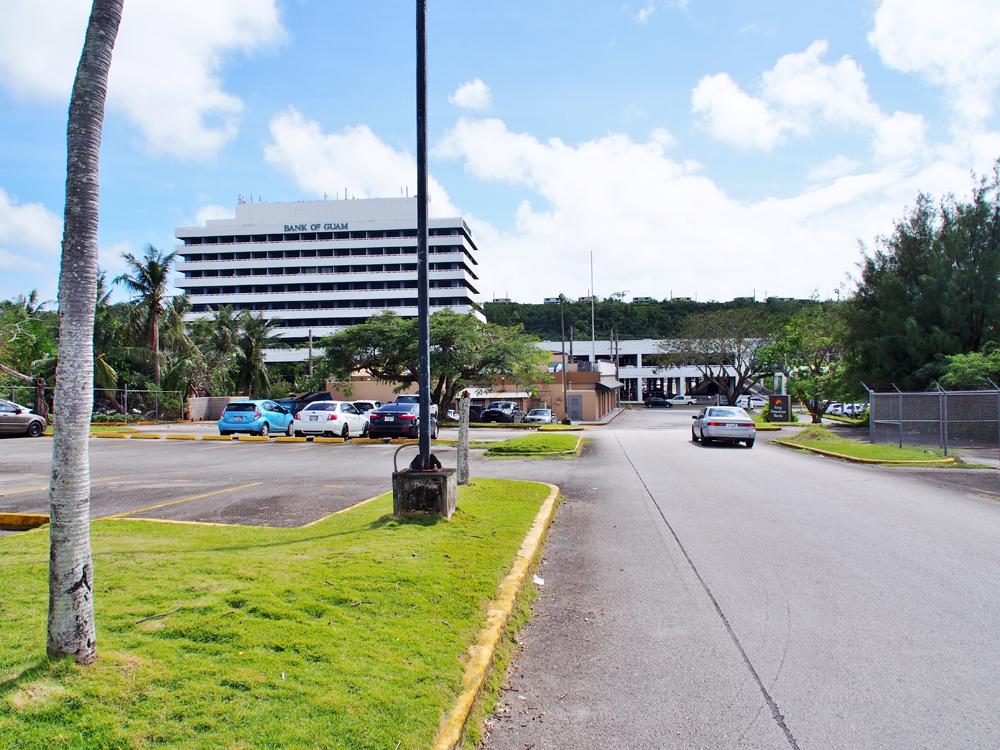 GPO駐車場