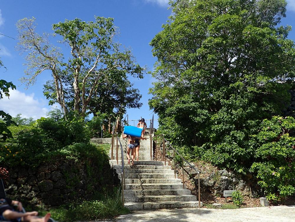 シェラトングアムのファミリープール
