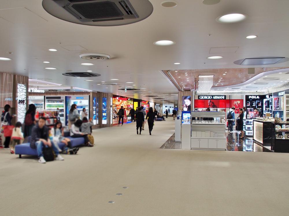 成田空港第3ターミナル