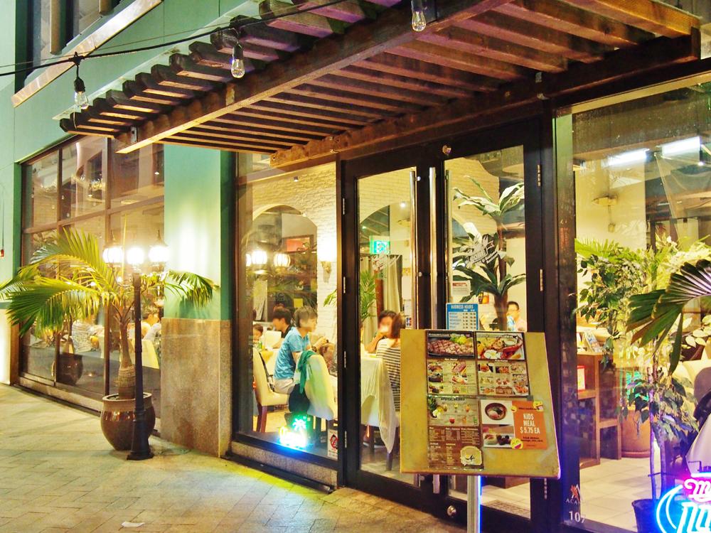 コアバーベキュー&シーフードレストラン