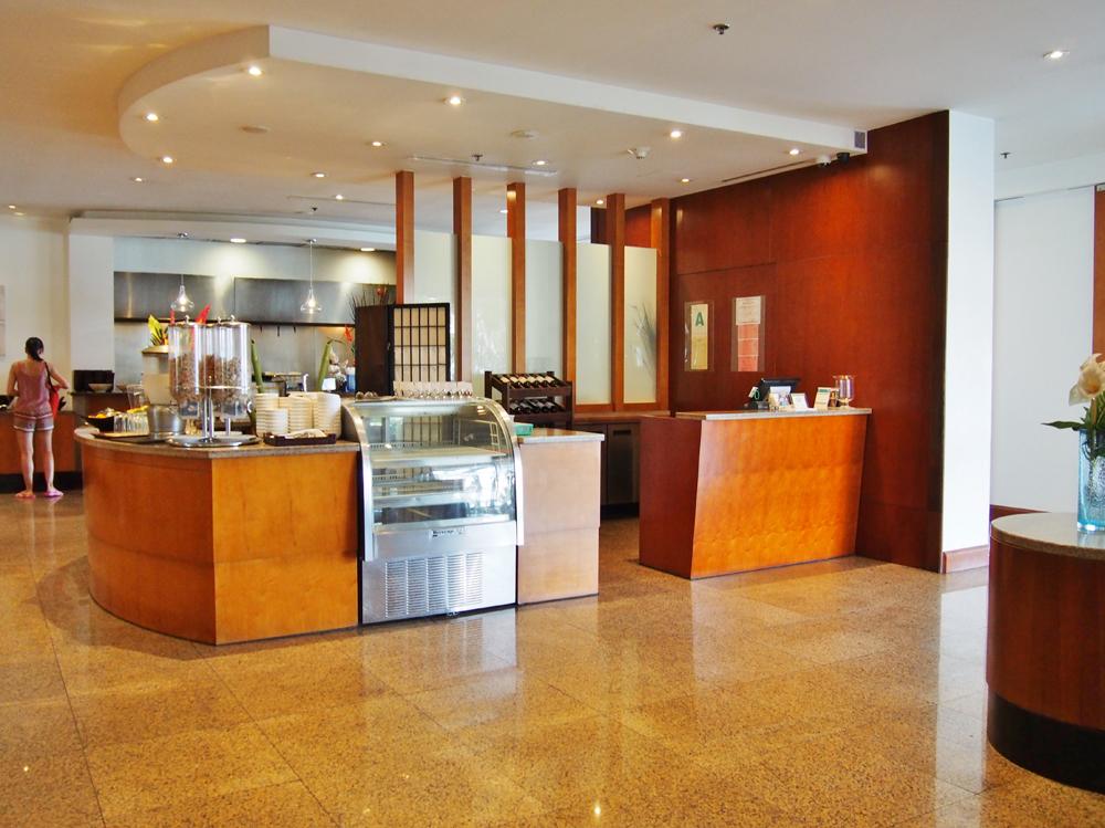 フィエスタグアムの朝食(ワールドカフェ)