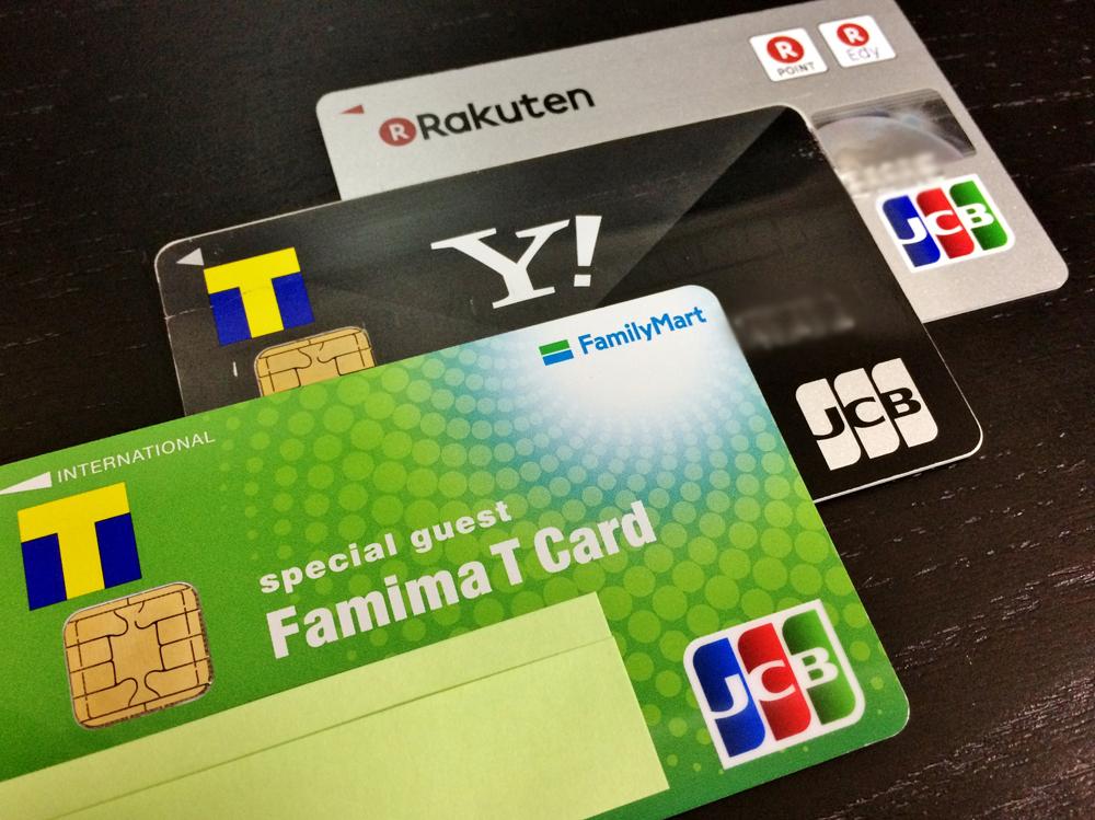 JCB提携カード