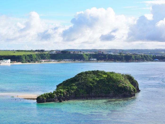 グアムのアルパット島