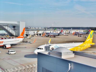 成田空港第3ターミナルのLcc